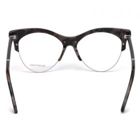 Balenciaga BA 5053 Eyeglasses 055 Spotted Brown size 53 New (4)