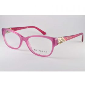Bvlgari Eyeglasses BV 4104B 5322 Violet Cyclamen, Size 54-16-140 (1)
