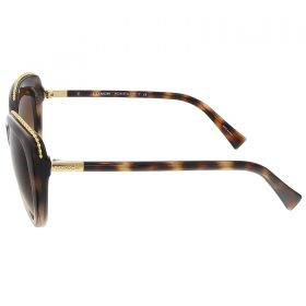 Coach HC8157 533813 Glitter Dark Tortoise Cat Eye sunglasses (3)