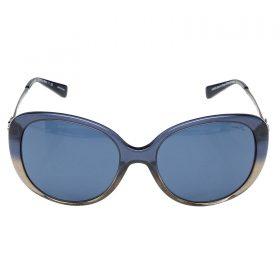 Coach HC8215 548980 Denim Taupe Glitter Gradient Sunglasses 57-18-140 (2)