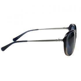 Coach HC8215 548980 Denim Taupe Glitter Gradient Sunglasses 57-18-140 (3)