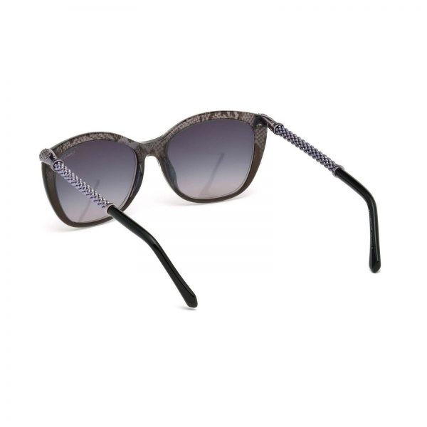 6878821316 Roberto Cavalli TALITHA RC 978S 20B DARK GREY PALLADIUM Sunglasses ...