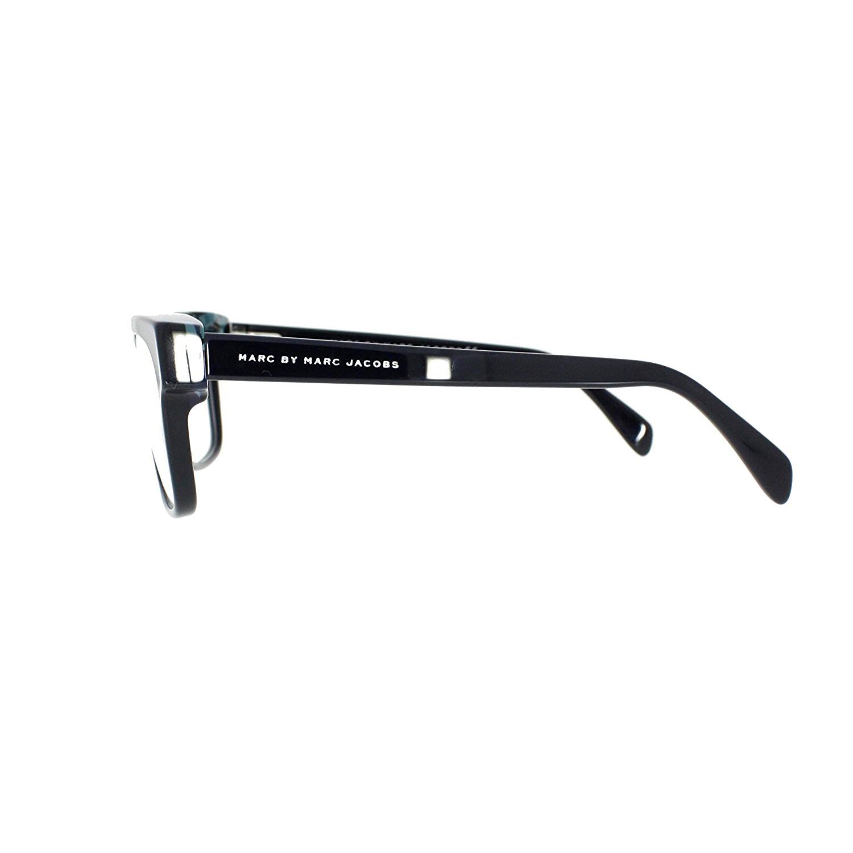 7ecdd96ea8d Marc by Marc Jacobs 651 Lo8 Black Blue Eyeglasses