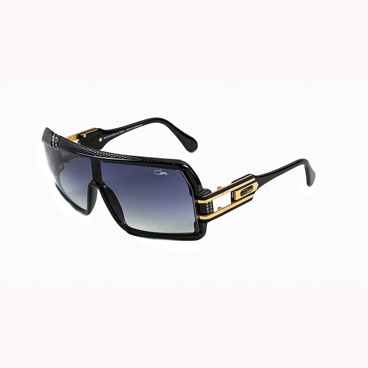 cb85520ee8 CAZAL Legends 858 603 Black Leather Snakeskin sunglasses