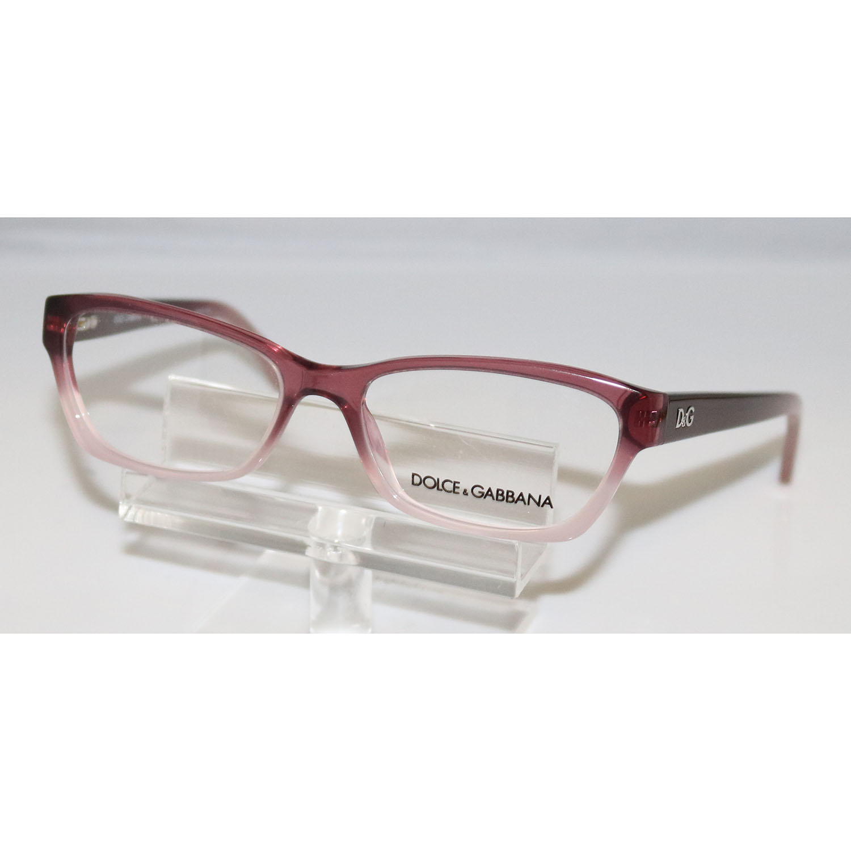 0a9adc6daa30 DOLCE GABBANA D&G 1216 1857 Pink Gradient Eyeglasses