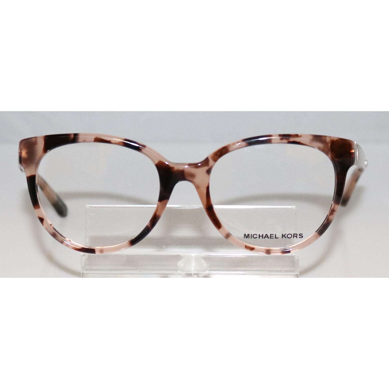 Michael Kors Mk 834-206-52 Tortoise Eyeglass Frame